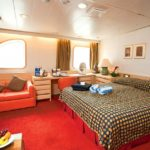 Marco Polo Ocean view suite