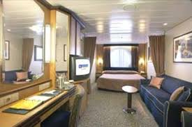 Jewel-Ocean view stateroom