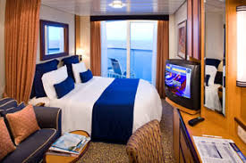 Jewle-Deluxe Oceanview stateroom with Balcony