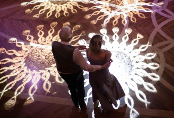 The Queens Room Dance Floor