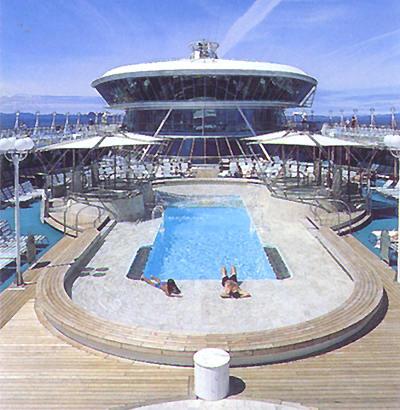Vision pool area
