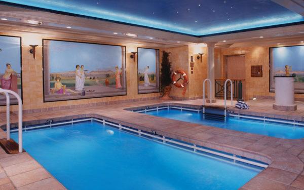 Norwegian Spirit Public Aqua Swim
